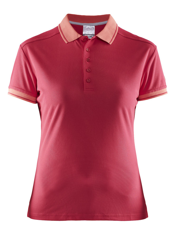 Craft Noble Polo Pique Shirt Dame