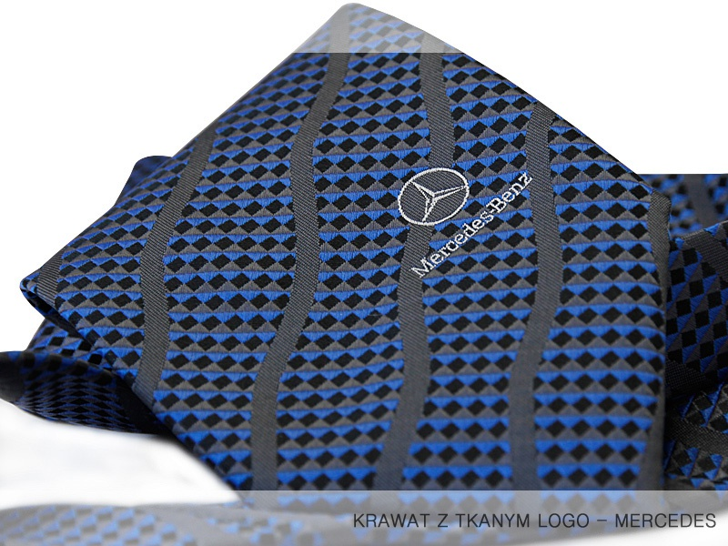Slips og tørklæder med logo