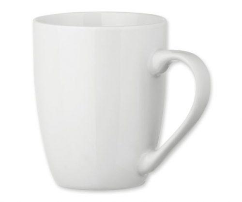 Kop med logo Esteban en klassisk kop med flere logo muligheder
