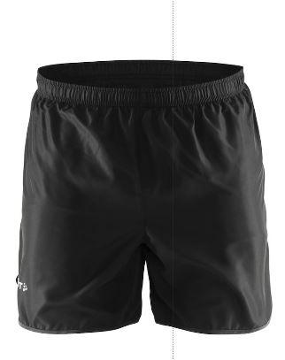 DHL Løbe shorts fra Craft i både dame og herre model