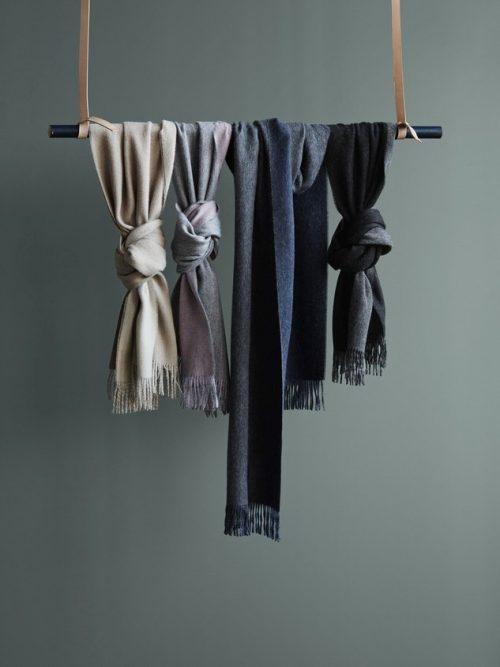 His & her tørklæde fra Elvang, lækkert prdukt til en skarp pris.