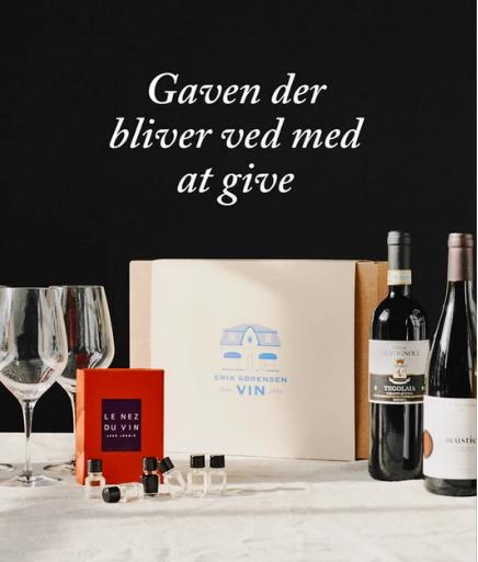 Vingavekort til Erik Sørensen vin, giver dig den mest fleksibel at handel vin på. Gå på jagt efter din favoritvin. Du kan købe vin for 960,- i butikken.