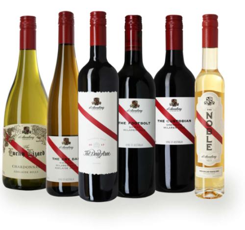 Vinpakke Australien med 6 vine,Denne pakke bringer os hele vejen rundt i smags spektret med, 2 fl. Hvid, 3 fl. rød og en dessert vin. En virkelig flot pakke