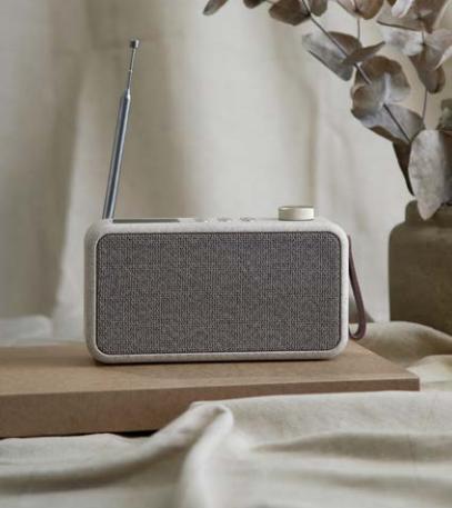 aTUNE CARE DAB+ RADIO en fantastisk MULTIFUNKTIONEL DAB+ RADIO. Der også fungerer som en Bluetooth højtaler, stor nytteværdi