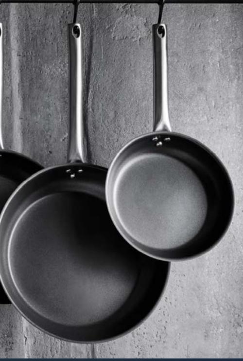 Pillivuyt gourmet stegepandesæt 2 dele, i stål med non-stick belægning. Allround og ekstremt ridsefaste stegepander, samt praktisk at anvende.